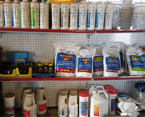 Pool Chemicals & Products 02